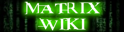 Matrix Wiki-wordmark