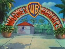 Warner Bros. Studios on Tiny Toons