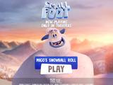 Smallfoot: Migo's Snowball Roll