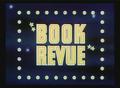 Book Revue Title Card