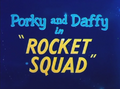 Rocket Squad Title Card