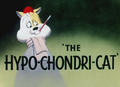 The Hypo-Chondri-Cat Title Card