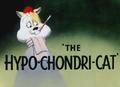 The Hypo-Chondri-Cat Title Card