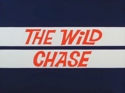 The Wild Chase Title Card