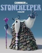 Smallfoot stonekeeper poster