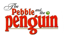 THE PEBBLE AND THE PENGUIN TRANSPARENT LOGO