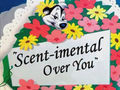 Scent-imental Over You Title Card