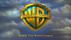 Warner bros logo 2001 aol time warner
