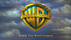 Warner bros logo 2001 aol time warner