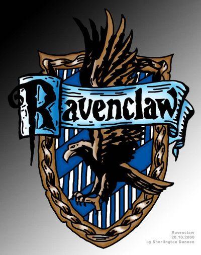 Ravenclaw by sherlingtondunnen