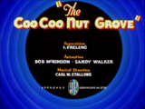 The Coo-Coo Nut Grove