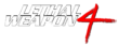 Lethal Weapon 4 Movie logo