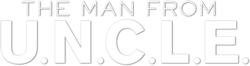 The Man from U.N.C.L.E. (film) logo