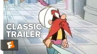 Bugs Bunny's 3rd Movie 1001 Rabbit Tales (1982) Official Trailer - Mel Blanc Looney Tunes Movie HD