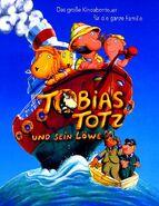 Tobias Totz und sein Löwe poster