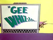 Gee Whiz Title 1
