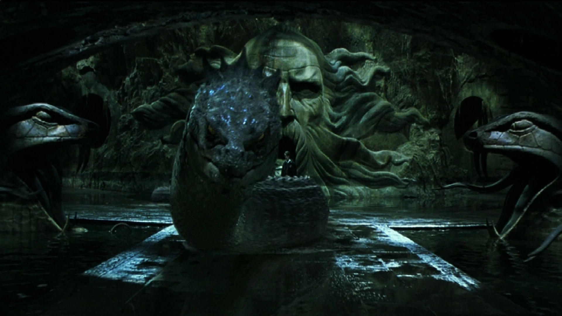 The Basilisk | Warner Bros. Entertainment Wiki | FANDOM ... - photo#42