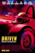 Driven (2001 film) poster