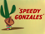 Speedy Gonzales (1955 short)