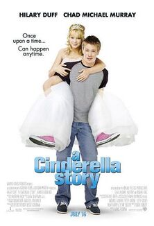 Movie poster a cinderella story