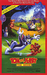 Tom and Jerry - The Movie Poster