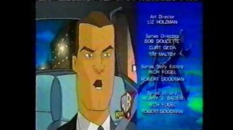 Kids WB Promos & Bumpers, January to March, 2001 (Zeta Project, X-Men Evolution)