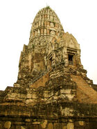 Wat Ratchaburana Ayutthaya Thailand 05