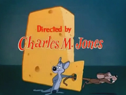 Cheese Chasers by Charles M. Jones