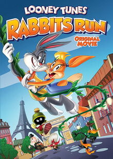 Looney Tunes Rabbits Run cover