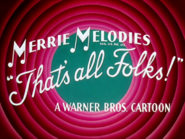 All Fowled Up Merrie Melodies Outro