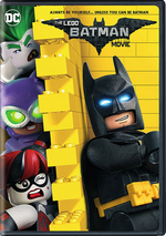 Lego batman movie dvd cover