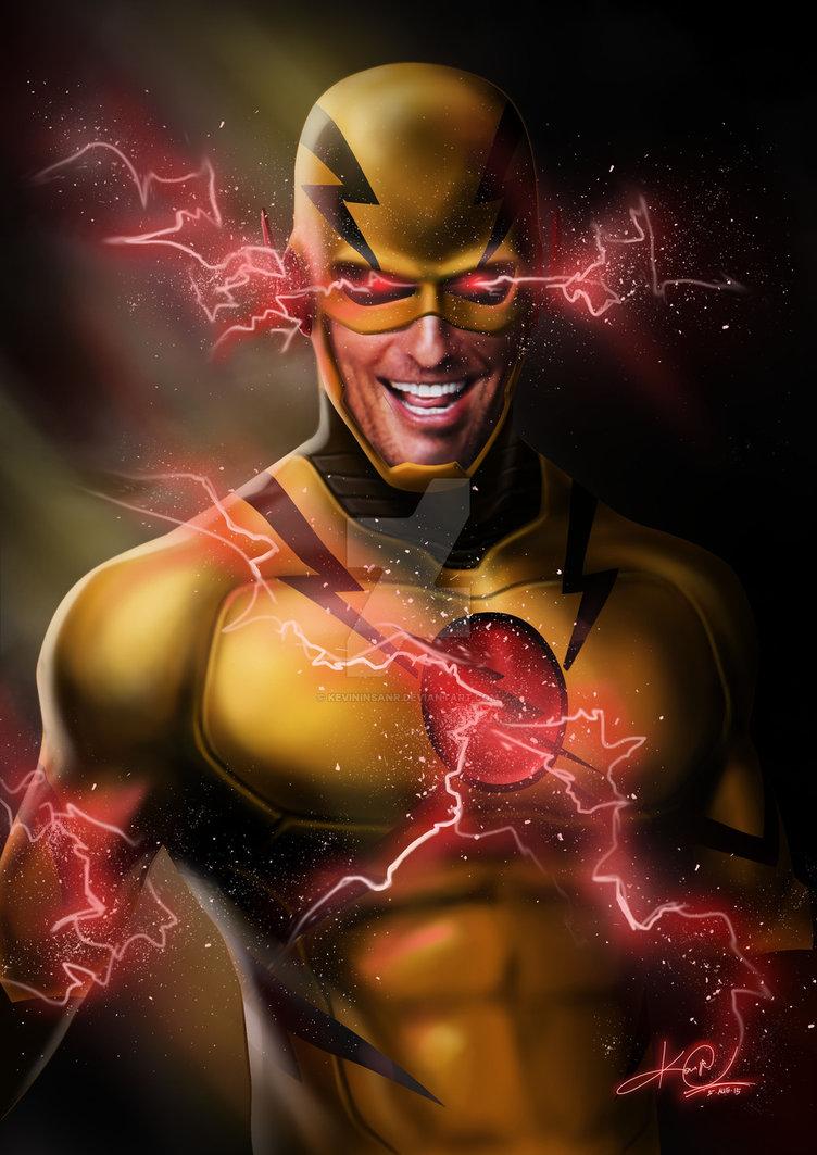 Reverse Flash Warner Bros Entertainment Wiki Fandom Powered By