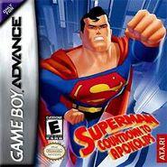 Superman CDtA cover