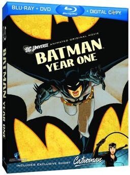 Batman- Year One Blu-Ray