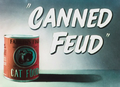 Canned Feud Title Card