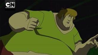 Super-Sized Showdown Scooby-Doo! Mystery Incorporated Cartoon Network
