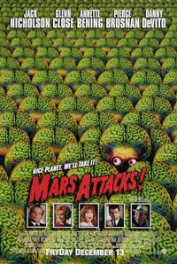 Mars attacks ver1