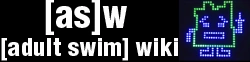 Adult Swim Wiki-wordmark