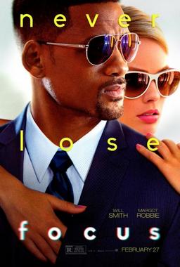 2015 Focus film poster