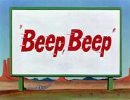 Beep, Beep Screencap 1