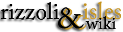 Rizzoli and Isles Wiki-wordmark