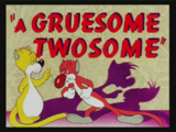 A Gruesome Twosome