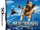 Cats & Dogs: The Revenge of Kitty Galore (video game)