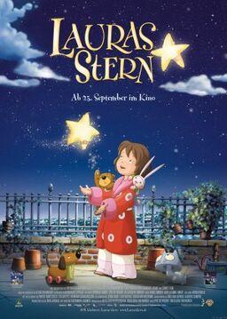Laura's Star (Lauras Stern) poster