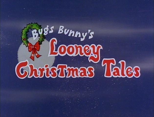 bugs bunnys looney christmas tales - Elmer Fudd Blue Christmas