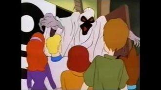 Scooby-Doo Ident Doors