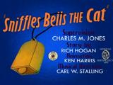Sniffles Bells the Cat