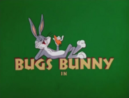 Lighter Than Hare Bugs Bunny Intro