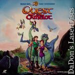 Quest-for-Camelot-AC-3-Dolby-Digital-LaserDisc-16607-N
