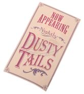 Dusty Tails Poster 1